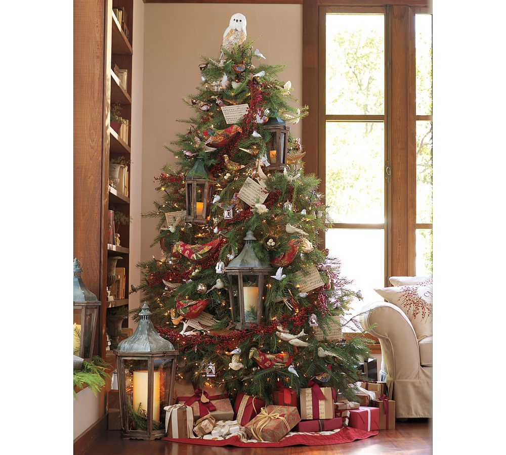 Harry Potter Christmas Tree Topper: I Love The Lanterns And The Owl Tree Topper!