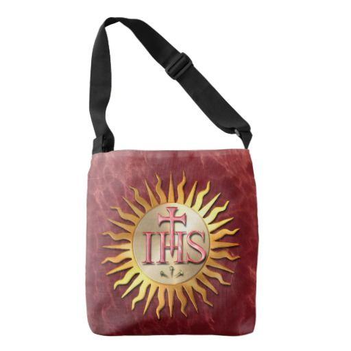 Jesuit Seal Tote Bag