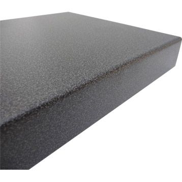 plan de travail stratifi mouchet noir 220x62cm p 28mm materiaux pinterest plan de. Black Bedroom Furniture Sets. Home Design Ideas