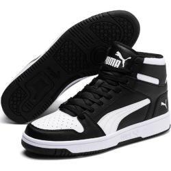 Puma Sneaker Puma Rebound Layup Sl, Größe 43 In Puma Black-Puma White, Größe 43 In Puma Black-Puma W #scarpedaginnasticadauomo