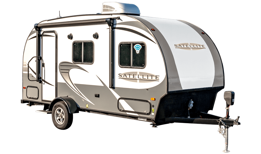 Rv Campers For Sale Near Me >> Starcraft Satellite 17rb Small Spaces Small Campers For