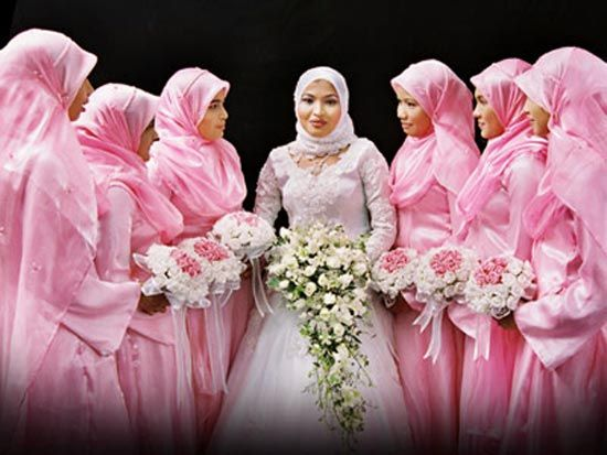 100  Muslim Wedding Dresses with Hijab #Muslim #Wedding #Dresses ...
