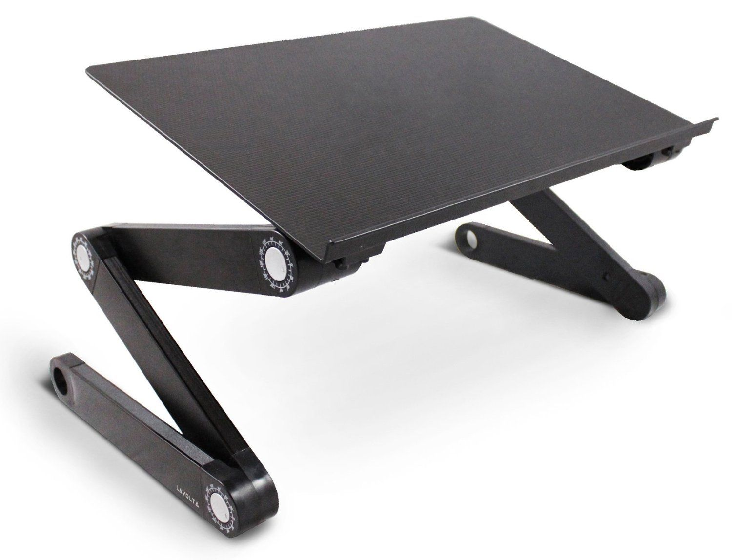 Lavolta DJ Laptop Stand Table Desk Tray for DJ Mixer Controller