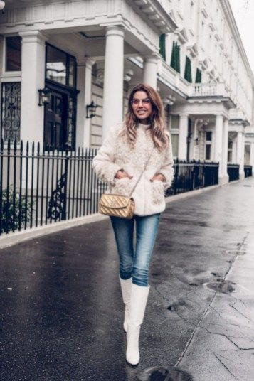 40 Cool Winter Outfits for Going Out 2019
