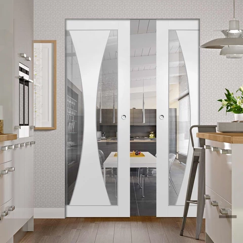 Pin By Direct Doors On White Pocket Doors Pocket Doors Sliding Pocket Doors Doors