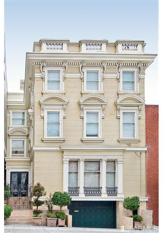 Neo-Classical Home In Pacific Heights | Dream Home | Pinterest ...