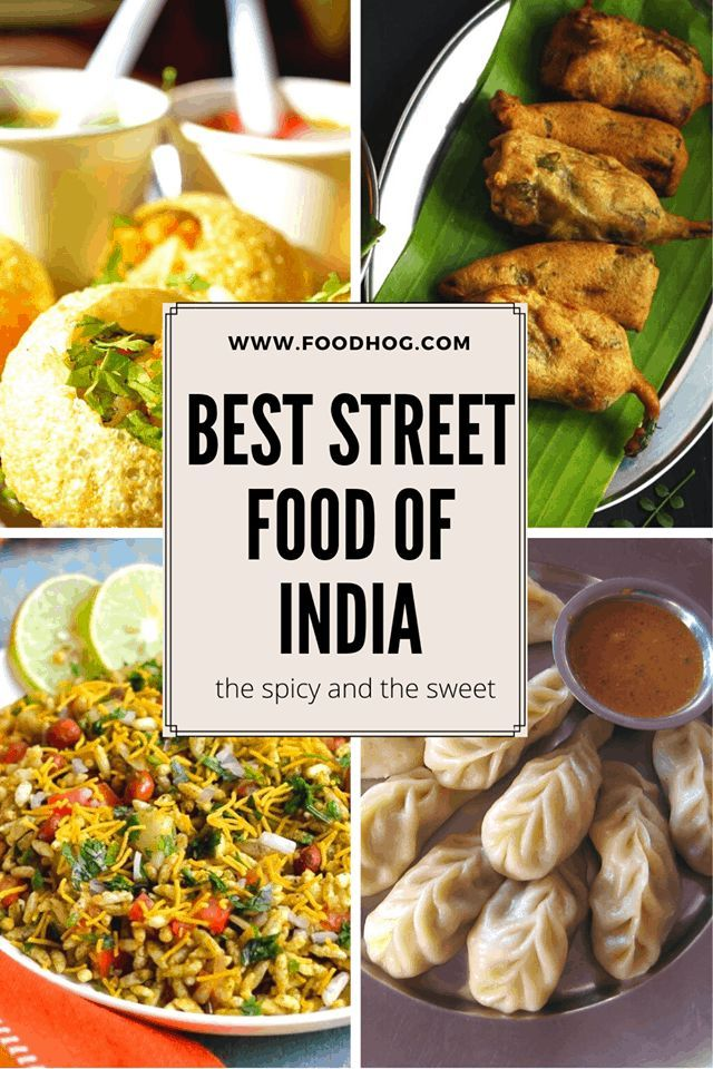 What Are The Best Street Food Dishes in India?