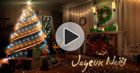 Voeux de Noël : cartes de Noël gratuites | Cartes de noel