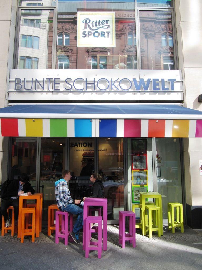 Ritter Sport Bunte Schokowelt - Berlin - Reviews of Ritter Sport Bunte Schokowelt - TripAdvisor