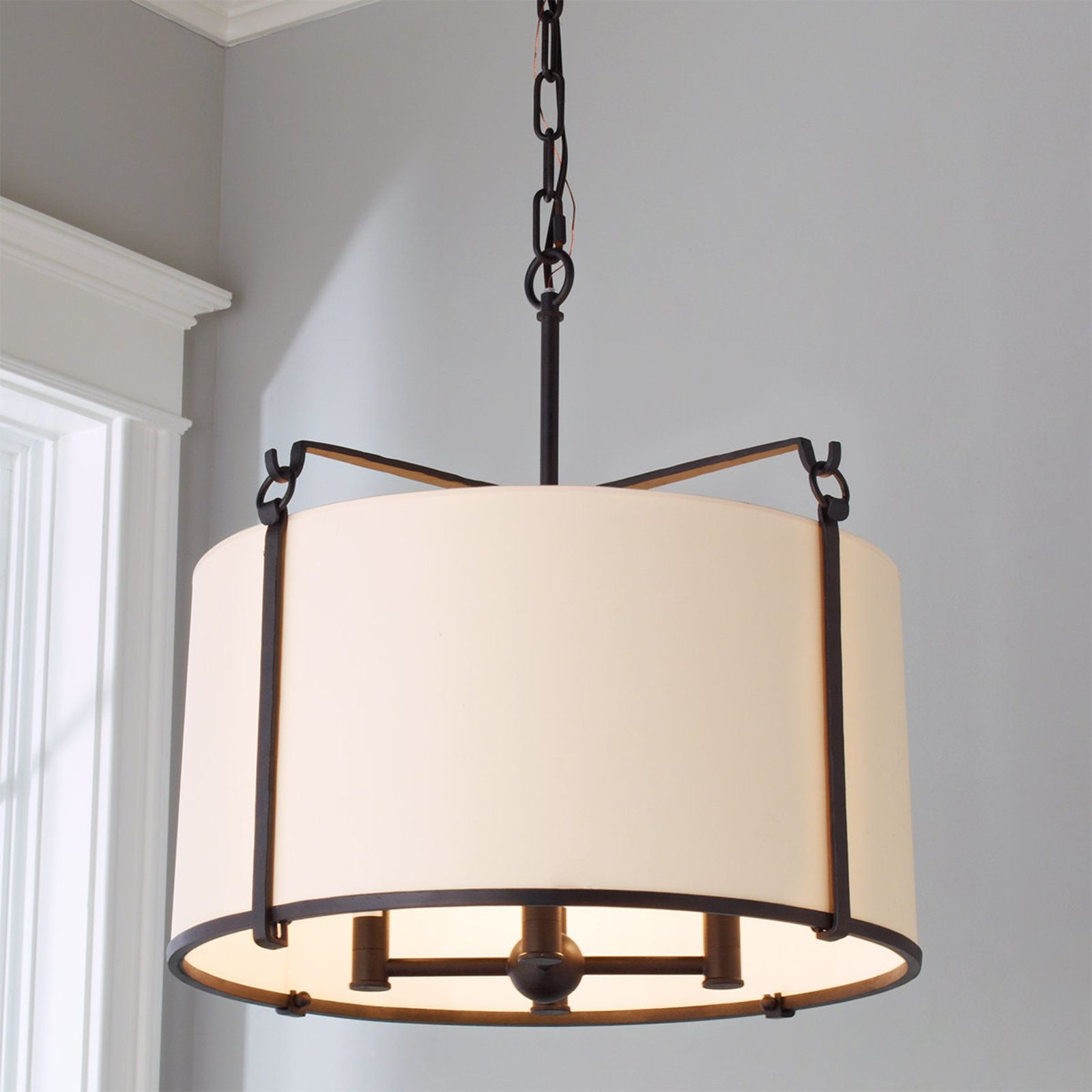 Loft Shade Chandelier Drum Shade Chandelier Chandelier Shades