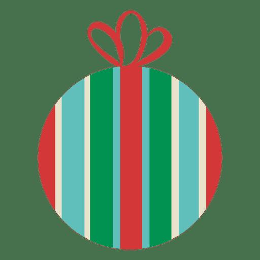 Christmas Ball Flat Icon 11 Ad Paid Sponsored Ball Icon Flat Christmas Flat Icon Christmas Balls Icon
