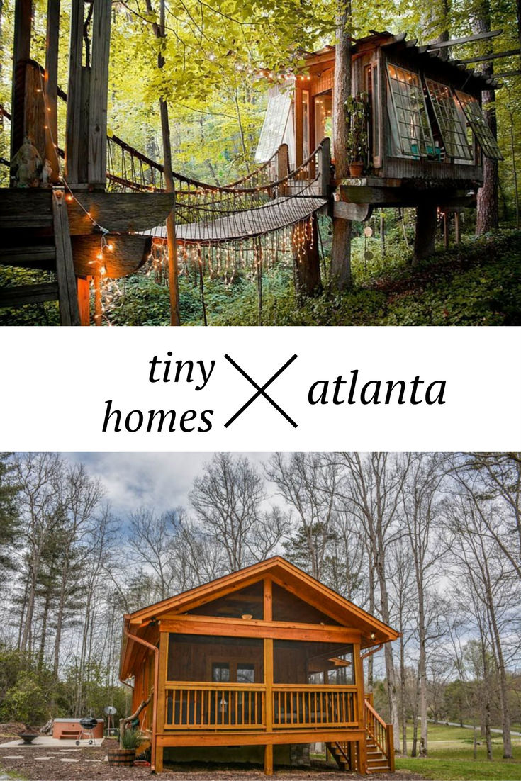 Get Cozy 9 Tiny House Vacations Near Atlanta Tiny House