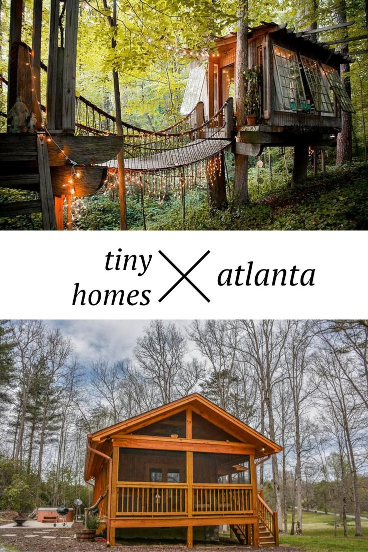 Get Cozy 9 Tiny House Vacations Near Atlanta Tiny House