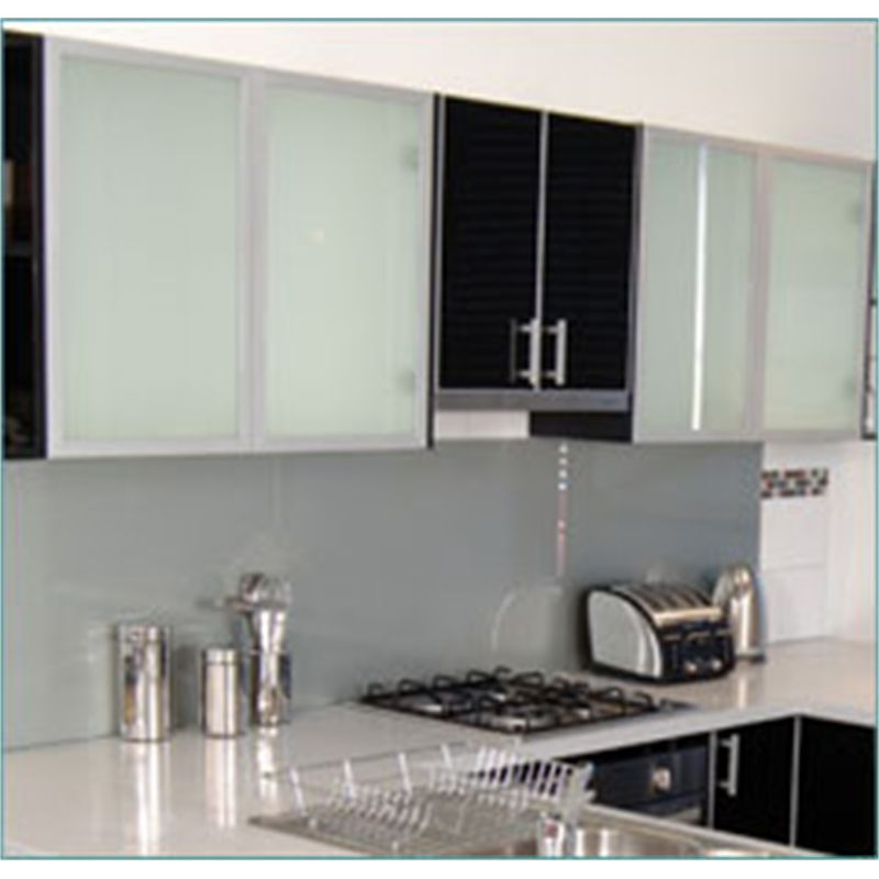 Kaboodle 400mm Frosted Glass Cabinet Door (With images ...