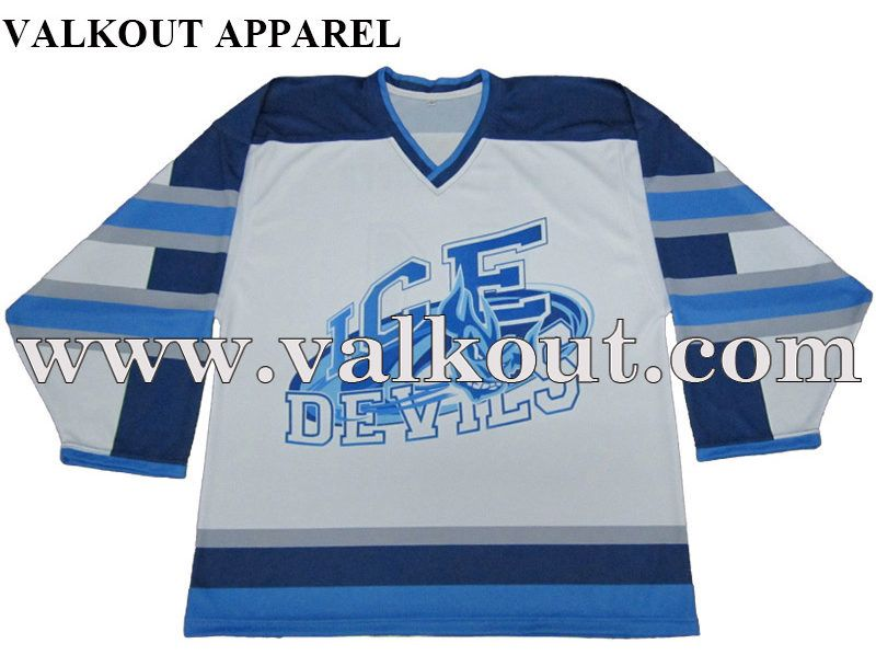 Online Get Cheap Roller Hockey Jerseys With Custom Design From China Valkout Apparel Co Ltd Custom Sub Hockey Jersey Sport Outfits Long Sleeve Tshirt Men