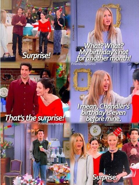 Poor Chandler Friends Tv Quotes Friends Episodes Friends Funny Moments