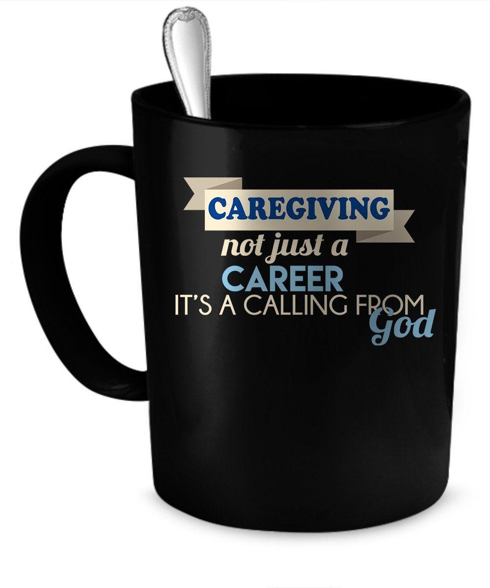 Caregiver coffee mug caregiver funny gift