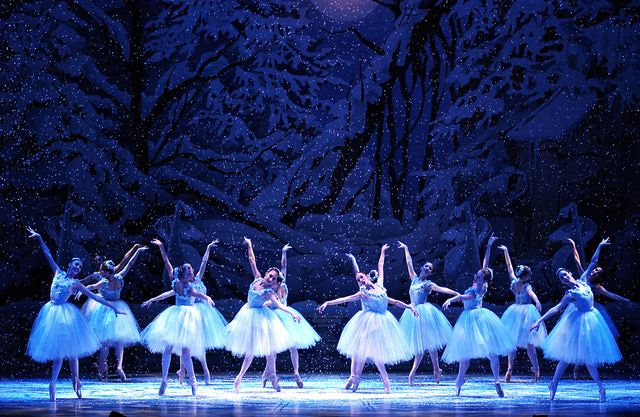 Where To See The Nutcracker Ballet In The Washington D C