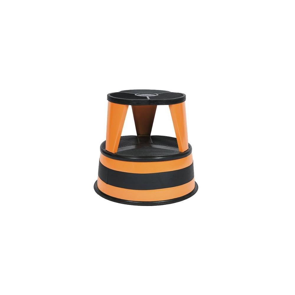 Awesome Cramer Kik Step Orange Zest In 2019 T Giving Stool Customarchery Wood Chair Design Ideas Customarcherynet
