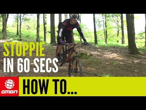 Learn How To Do A Stoppie Or Rolling Endo In Just 60 Seconds