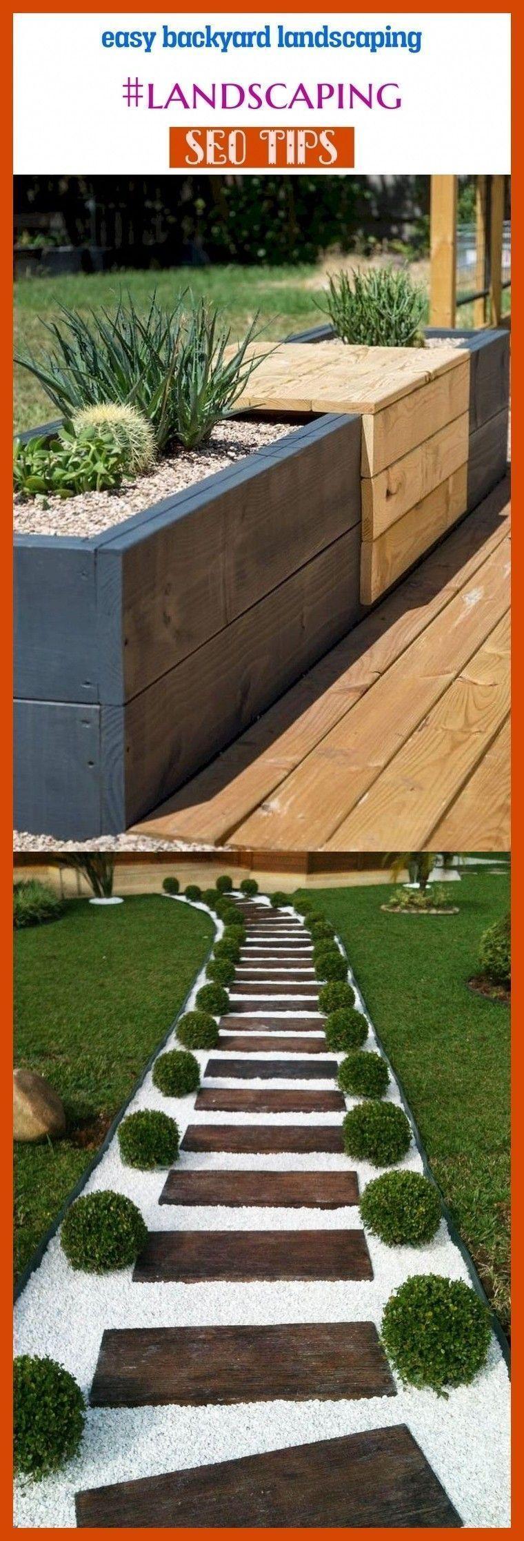 Simple Garden Design # Landscaping # Keywords #Niches ...