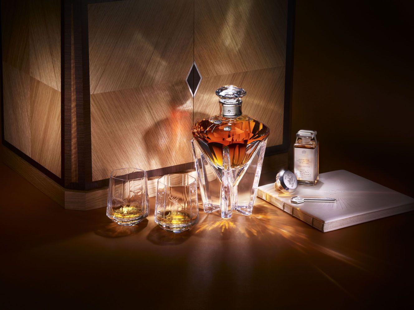 Diamond Jubilee Kit Jubilee Whisky John Walker