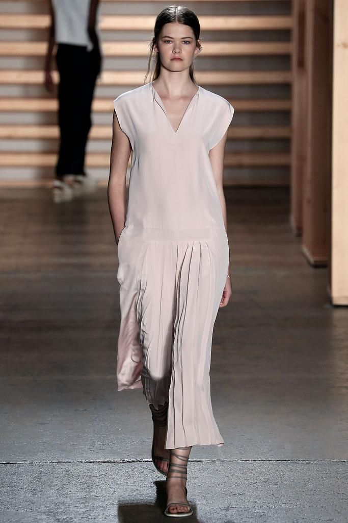 Tibi Spring 2015 Ready-to-Wear - Collection - Gallery - Look 1 - Style.com