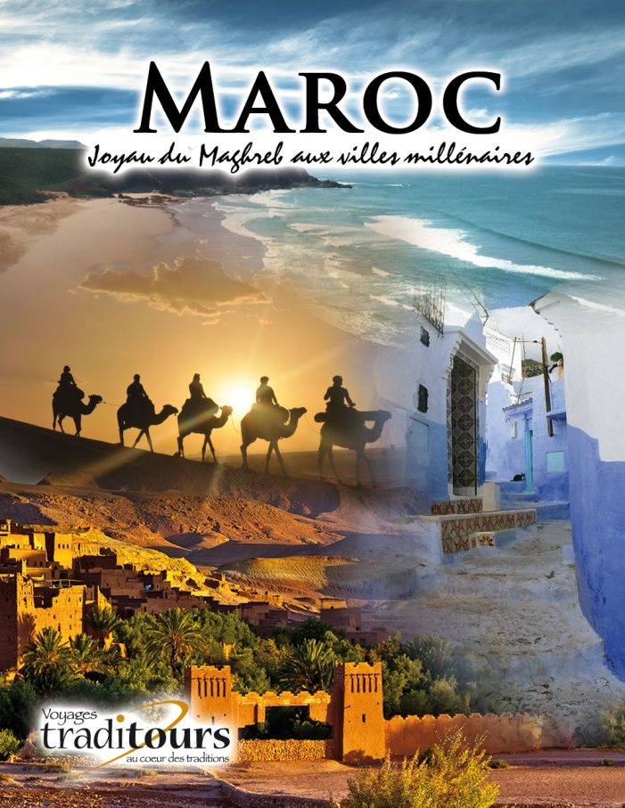 voyage maroc casablanca