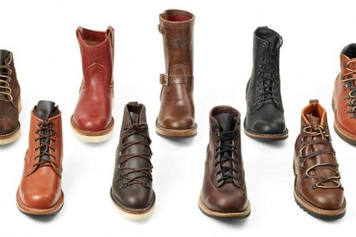 Established in 1931, Viberg remains one of the finest names in work-boot design.