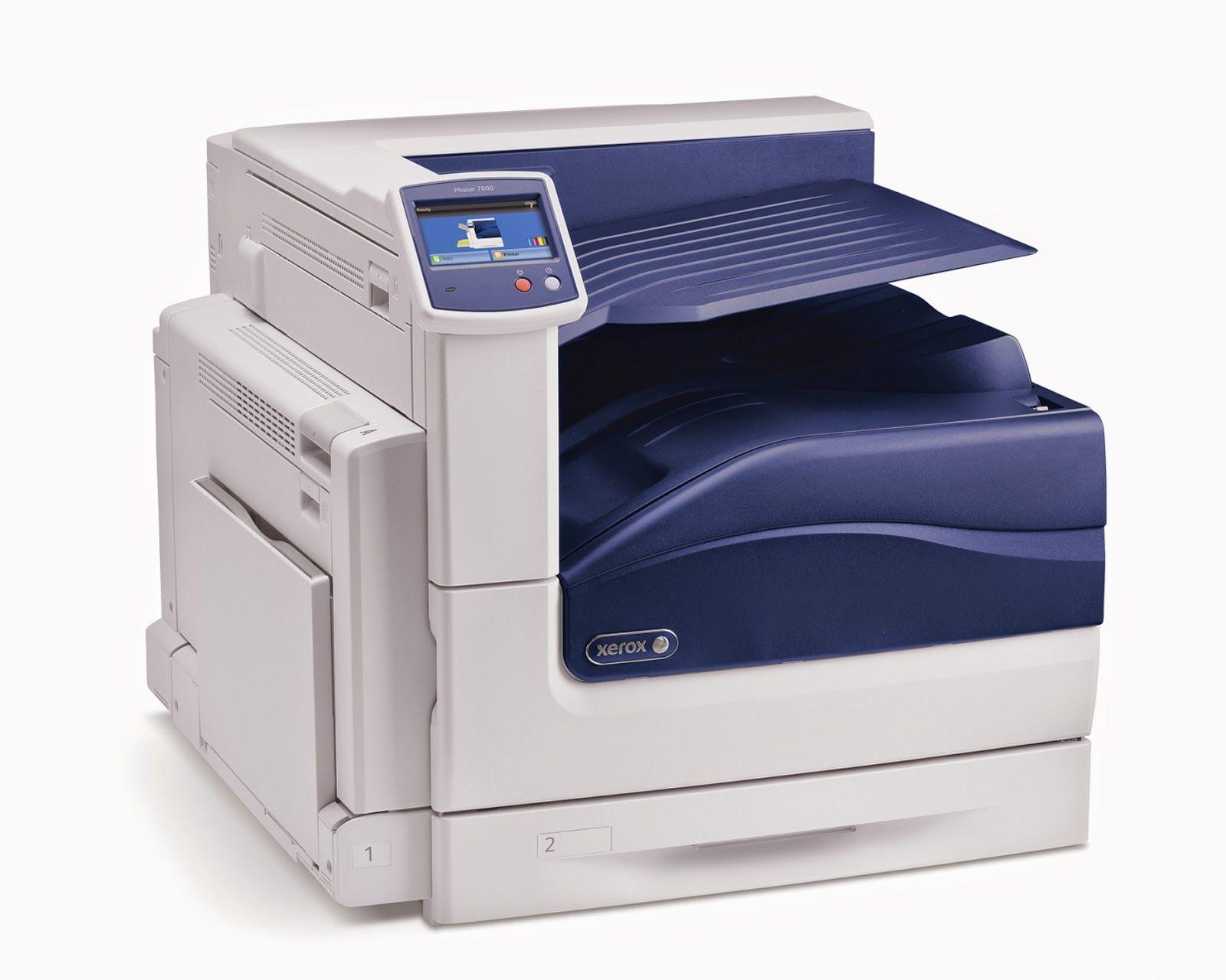 Fuji Xerox Phaser 7800 Driver Download Laser Printer Printer