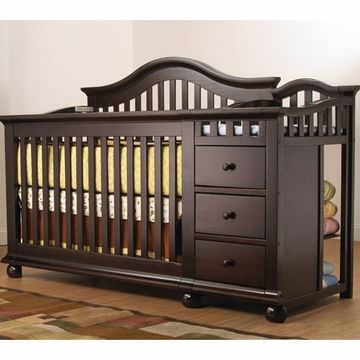 Crib And Changing Table With Images Cribs Crib With Changing Table Baby Cribs