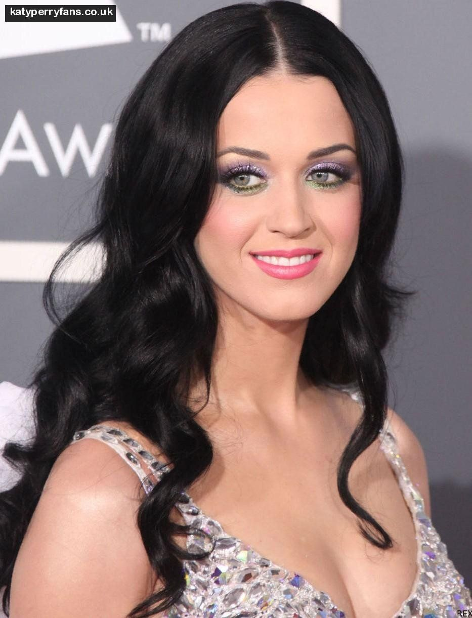 Katy Perry Katy Perry Hair Black Beauty Hair Jet Black Hair