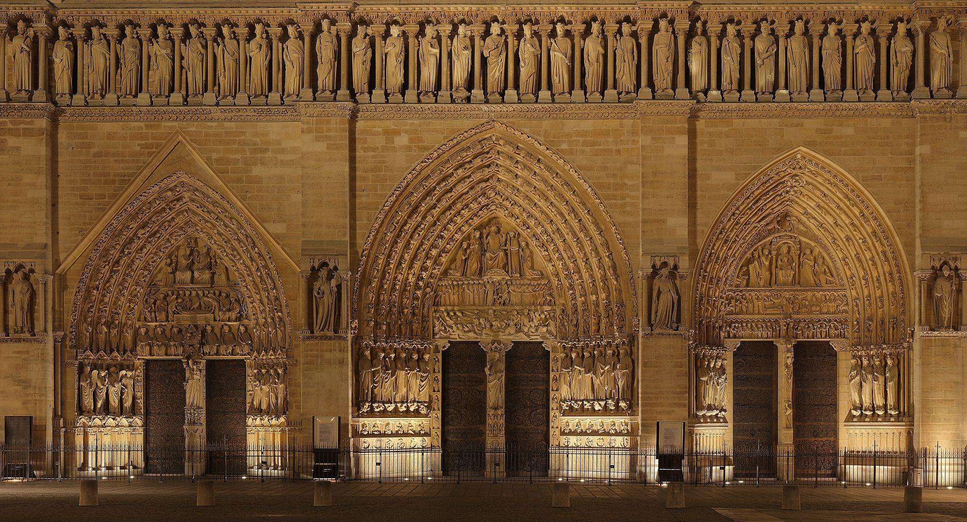 tragedia en Notre Dame
