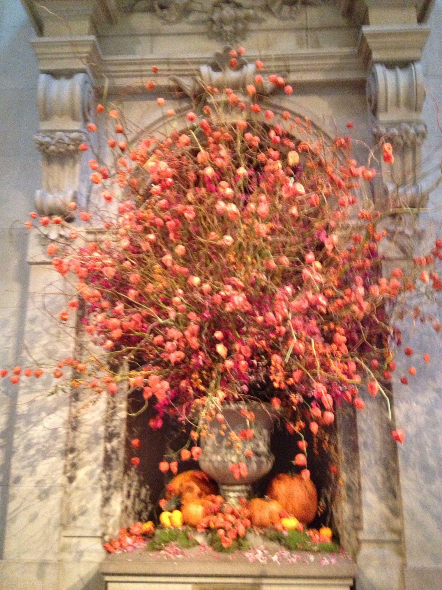 Autumn in New York, The Met.