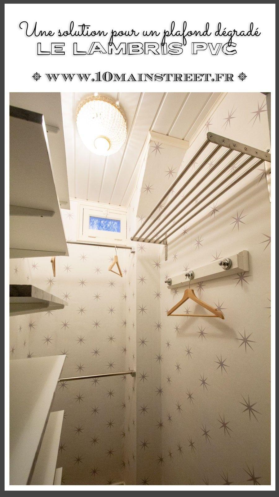 Maison Par Annaig Olivier Lambris Pvc Lambris Plafond