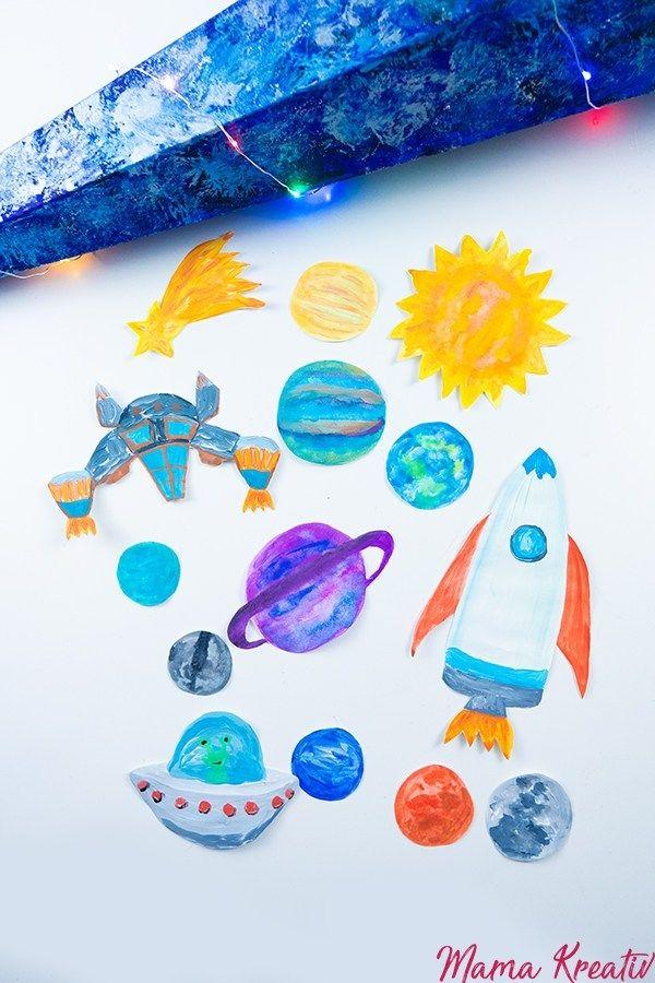 Weltraum Schultute Basteln Weltall Kostenlose Vorlagen Ergobag Cubo Kobarnikus Glow Erfahrungen Schultute Basteln Zuckertuten Basteln Basteln