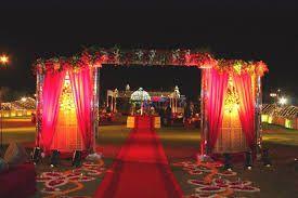 Image result for indian wedding entrance decorations sonu image result for indian wedding entrance decorations junglespirit Images