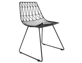 Metal Chairs | Steel Bar Stools & Dining Chairs ...