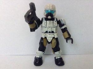 Halo Mega Bloks RARE White Pilot Magnum Mini Figure | eBay