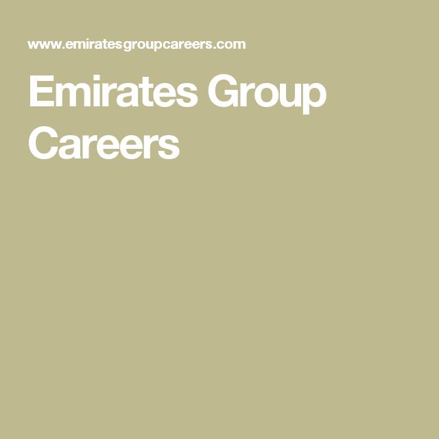 emiratesgroup careers