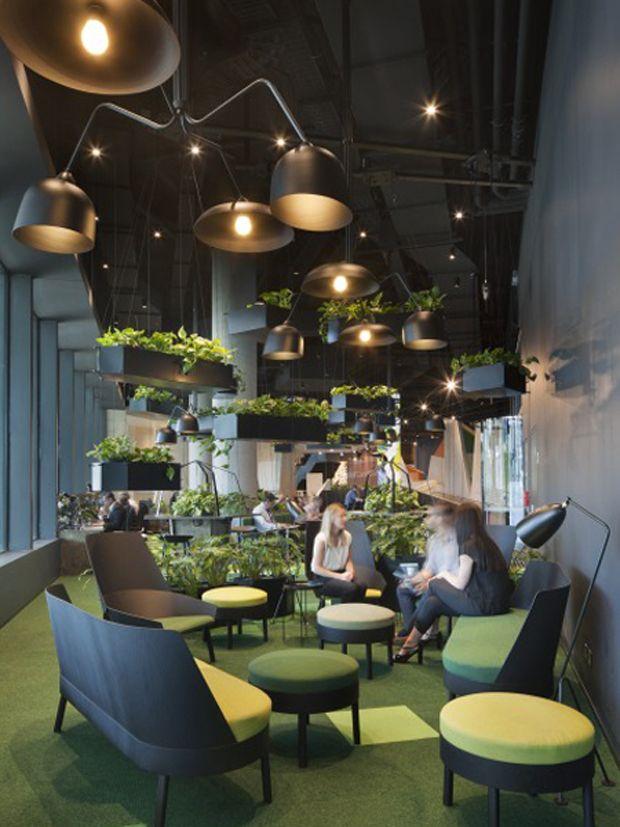 nab melbourne customer village google search office design