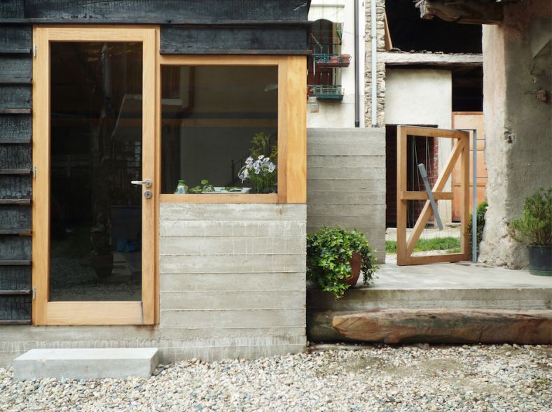 Wood and the Dog / StudioErrante Architteture
