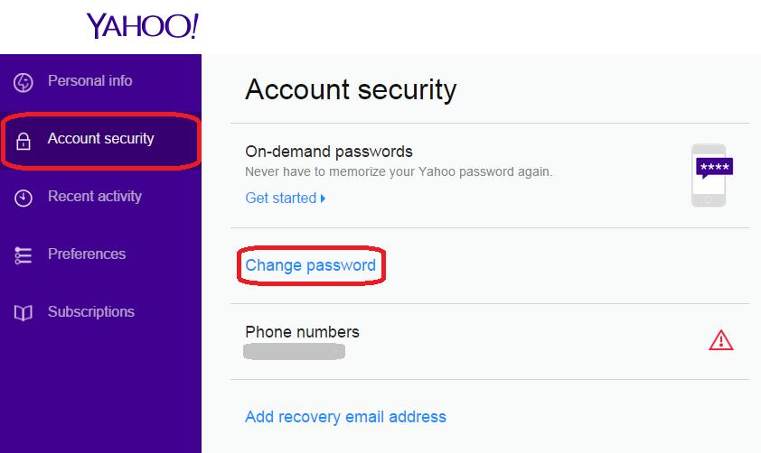 Yahoo-Password-Reset