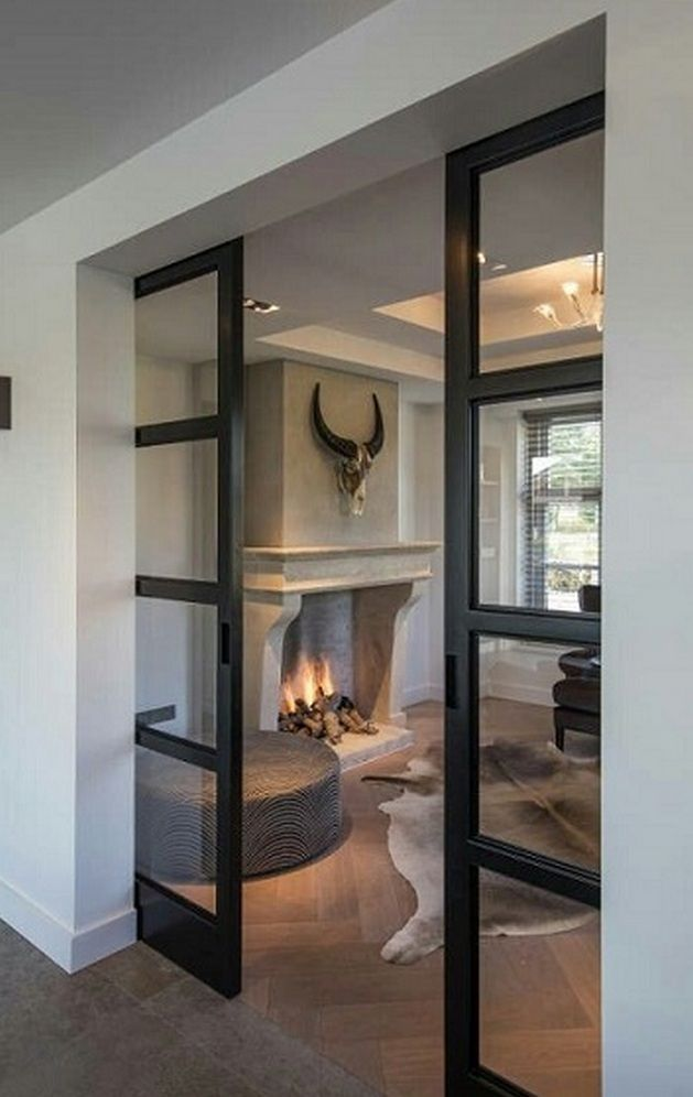 Interior doors ideas for your home also house room rh pinterest