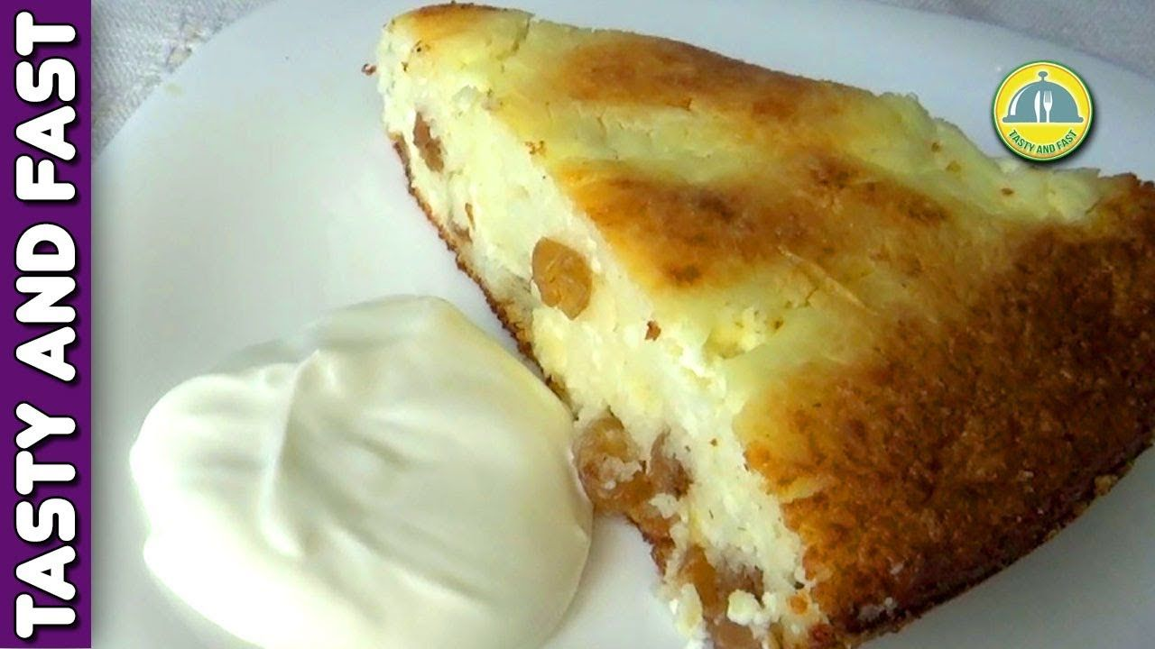 Cottage Cheese Cake Recipe Cottage Cheese With Sour Cream Without Flour Tastyfastcookro Youtube In 2020 Cheesecake Recipes Cottage Cheese Cake Recipe Cake Recipes