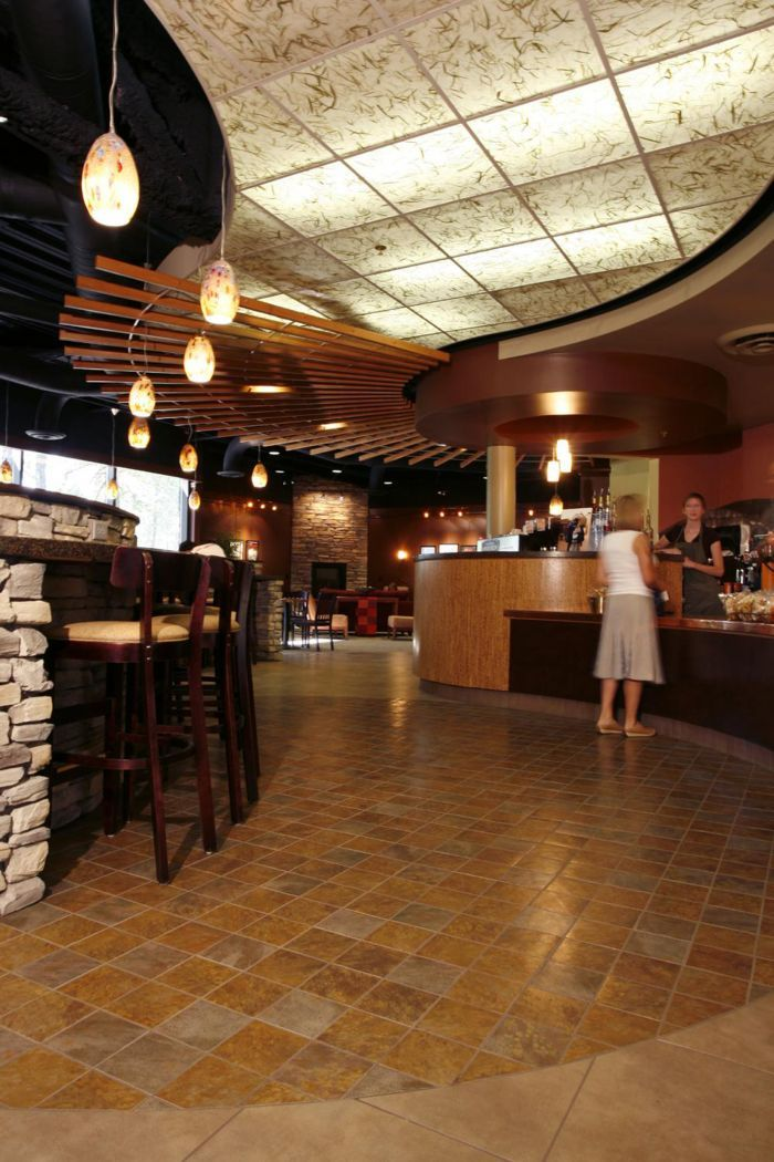Spokane Wa Whitworth University Coffee House Interior Design