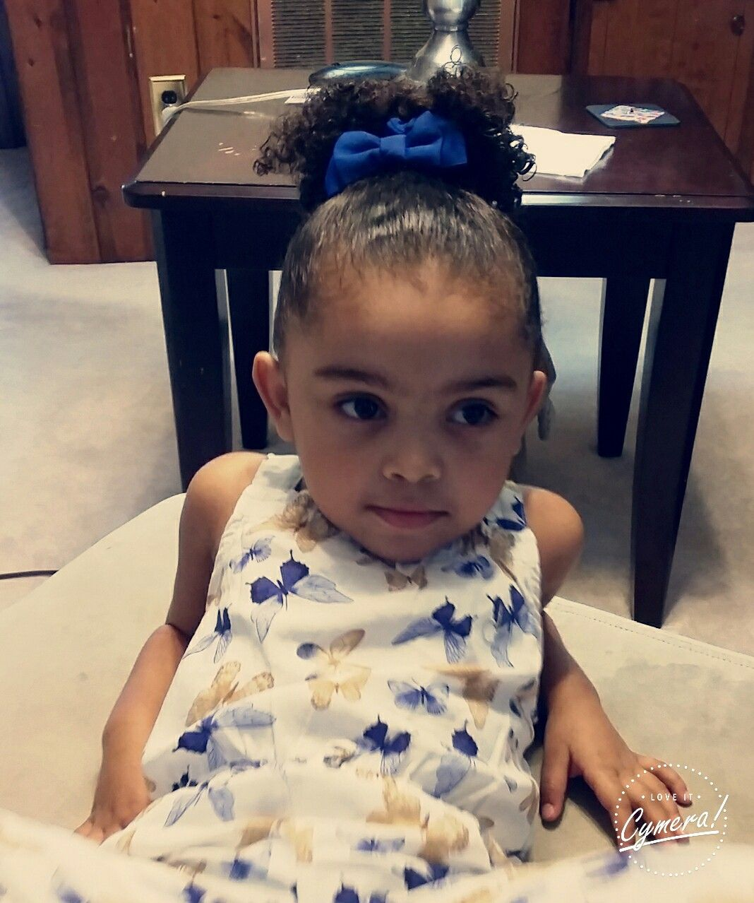 Jasmine  2 years old Pretty mixed baby girl Mexican and African