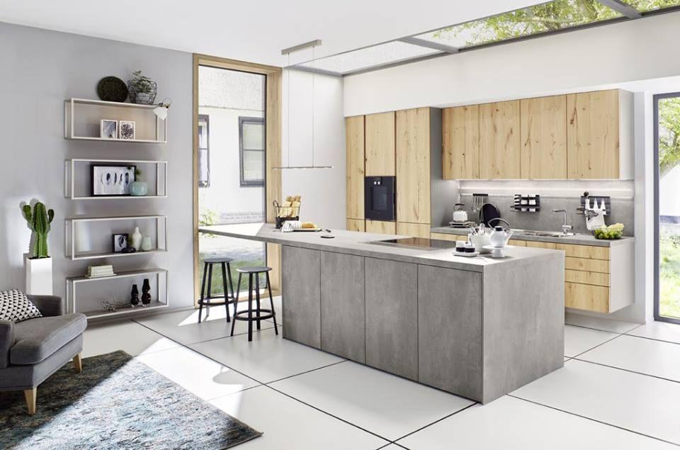 FM Küche Nordkamm in bergeiche Einrichten und Wohnen Pinterest - alno küchen qualität