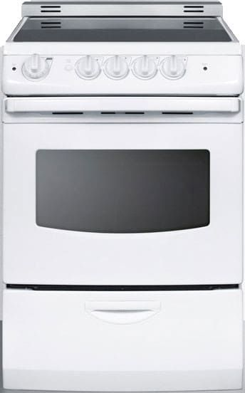Summit Rex24e 24 Inch Freestanding Electric Range With 4 Cooktop Elements 3 0 Cu Ft Oven Upfront Con Kitchen Oven Range Electric Range Small Electric Stove