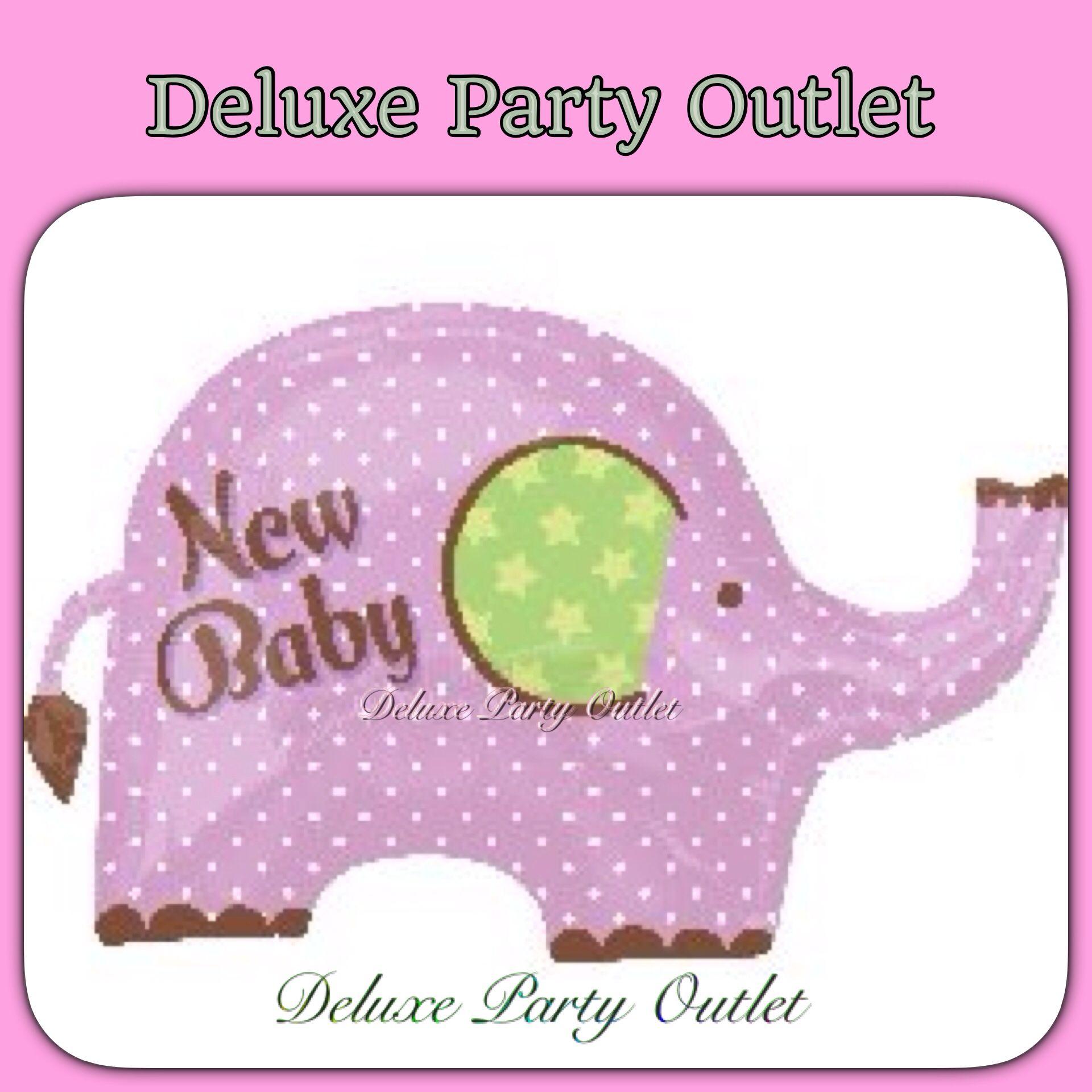 Baby Shower Balloons- Globos Baby